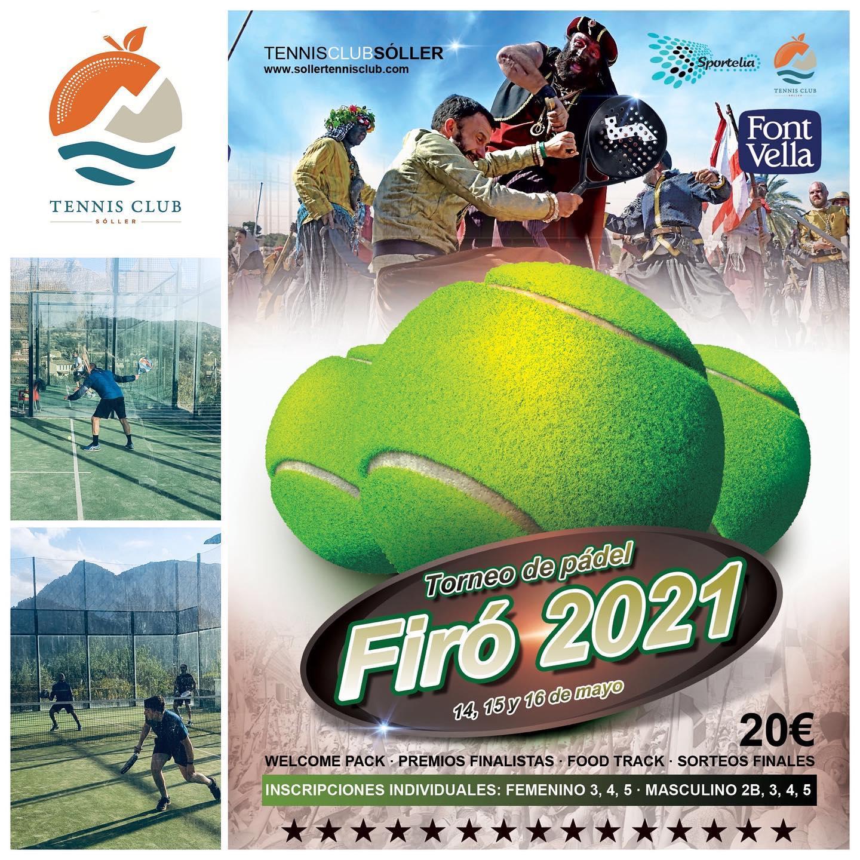 Torneo de pádel Firó 2021